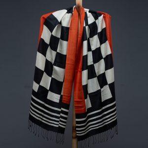 Eri silk scarf